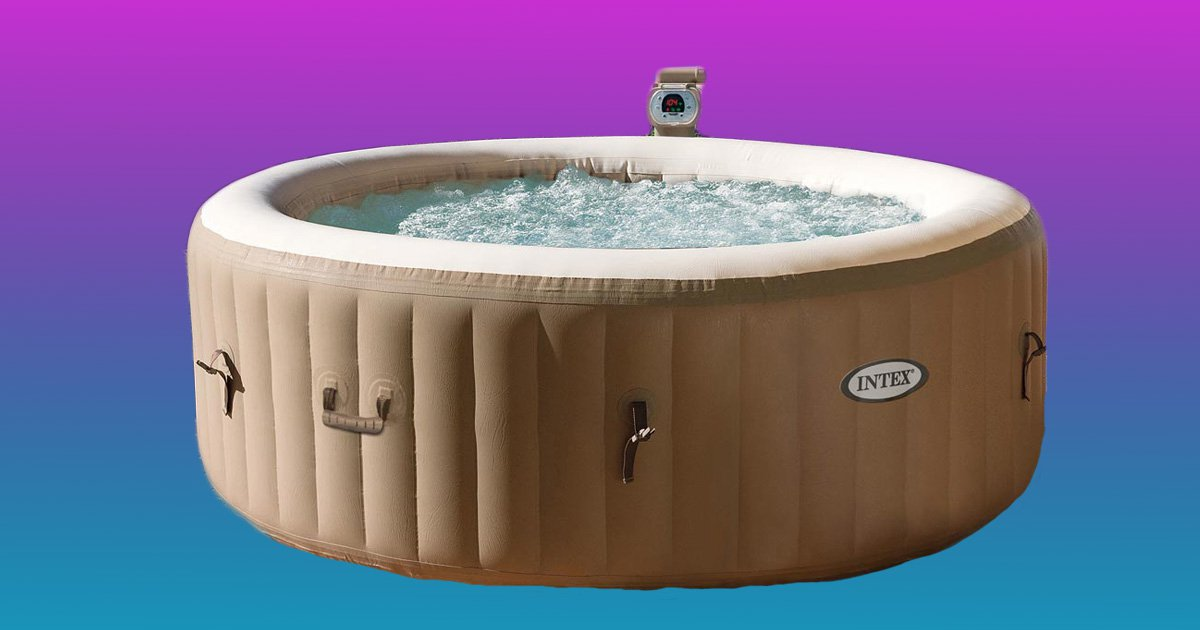 Aldi's sell-out Spa Pools are back for £279.99