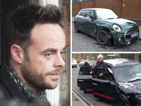 Ant McPartlin charged with drink driving and will appear in court next month