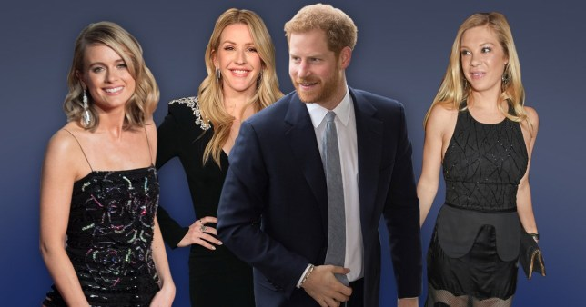 Prince Harry and Meghan Markle's exes as they get royal wedding