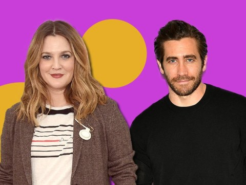 Drew Barrymore ranks Jake Gyllenhaal as her least talented co-star