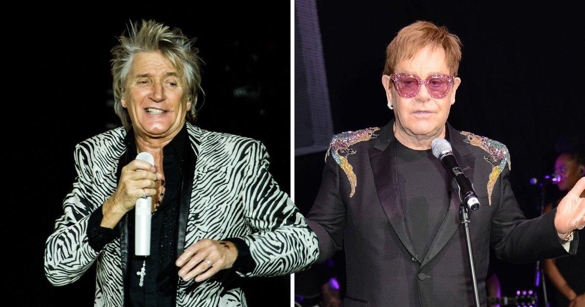 Rod Stewart slams Elton John's farewell tour: 'It's dishonest'