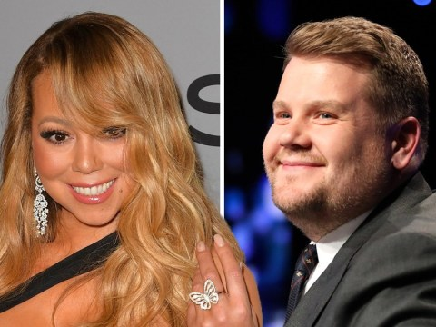 James Corden stole from Mariah Carey's house while filming Carpool Karaoke