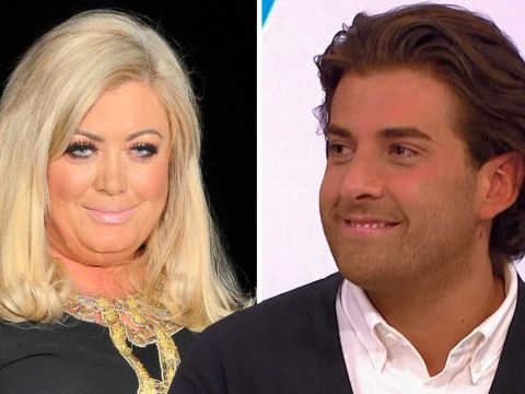 Arg admits he 'clearly fancies' Gemma Collins but 'there's no wedding date yet'