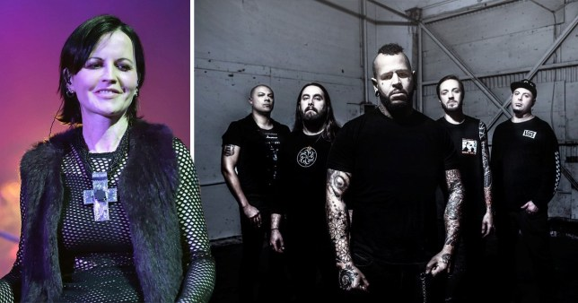 Bad Wolves feel 'weight of responsibility' to Dolores O'Riordan with their cover of Zombie - Midnight embargo