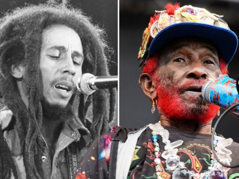 Lee 'Scratch' Perry to give up reggae to make Bob Marley comic book: 'Reggae music has too much stress'