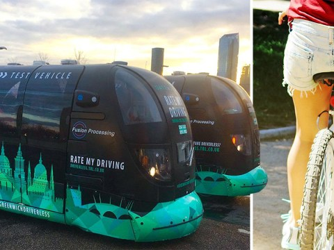 How psychology affects the rush of technology: From driverless pods to delivery robots