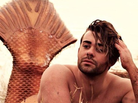 Meet the little merman who's spent £1,120 on a custom tail