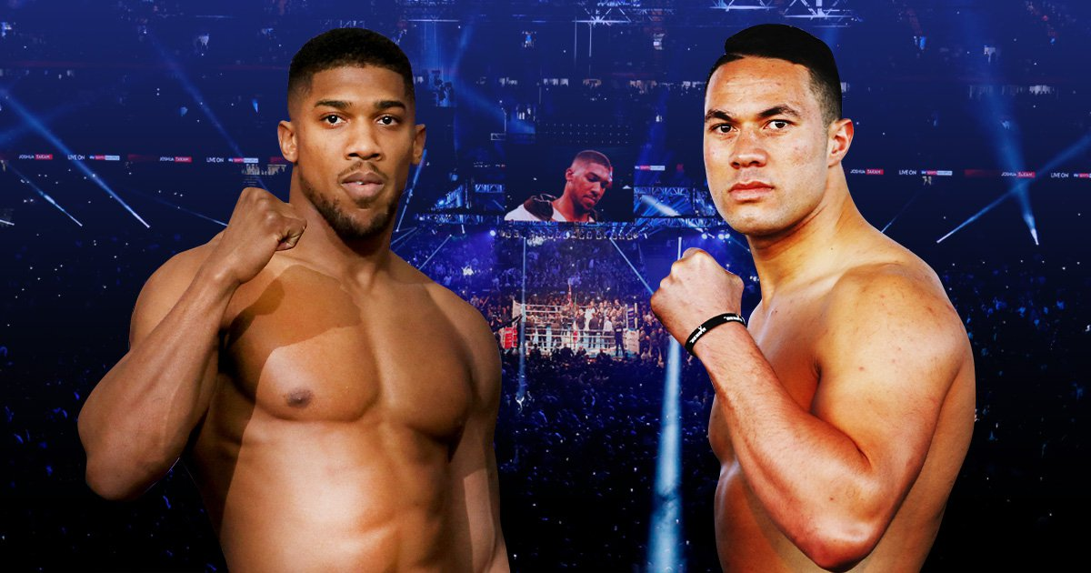 Anthony Joshua vs Joseph Parker LIVE: Round-by-round results and updates from Cardiff