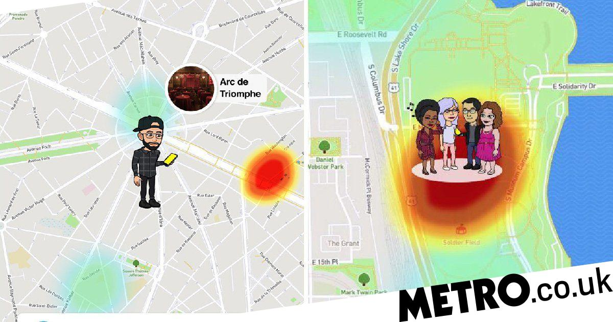 Snapchat Map Explore update launches in UK today – how to