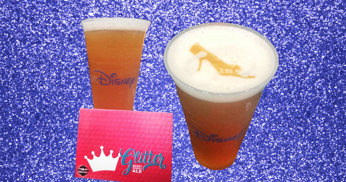 RunDisney celebrates its Princess Half Marathon with glittery Disney beers