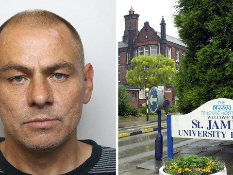 Rapist 'violently' forced prostitute to perform oral sex on him in hospital toilet