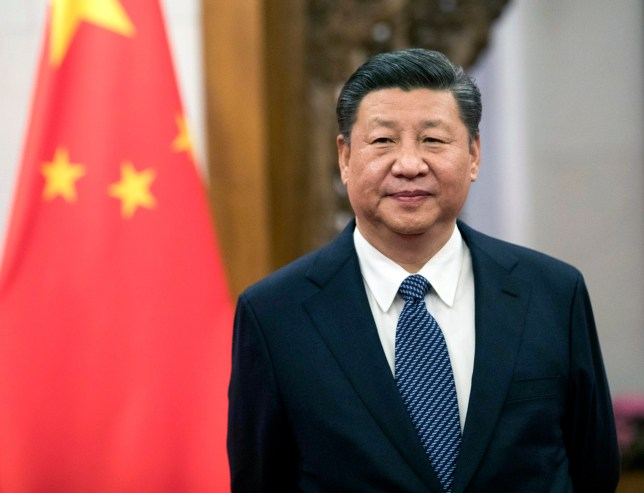 epa06563613 (FILE) - Chinese President Xi Jinping at the Diaoyutai State Guest House in Beijing, China, 01 February 2018 (reissued 25 February 2018). China will remove the constitutional restriction for the maximum number of terms the president and vice-president can serve, Chinese media reported on 25 February 2018, paving the way for President Xi Jinping to stay on beyond 2023. EPA/CHRIS RATCLIFFE / POOL