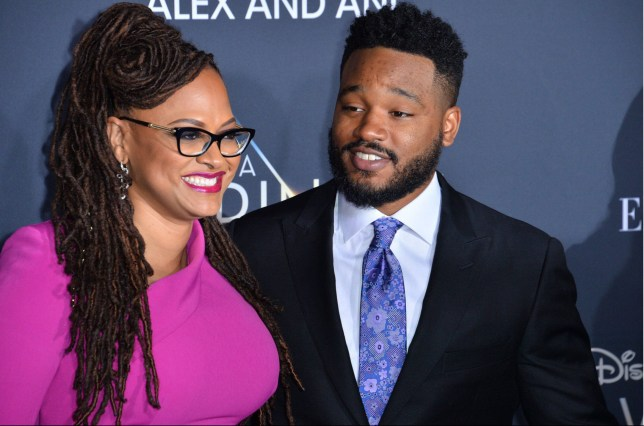 Mandatory Credit: Photo by FeatureflashSHM/REX/Shutterstock (9439264gh) Ava DuVernay & Ryan Coogler 'A Wrinkle in Time' Premiere, Los Angeles 26 Feb 2018