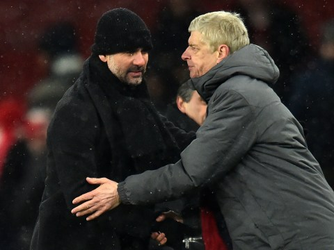 Pep Guardiola expects Arsene Wenger to make 'right decision' on Arsenal future