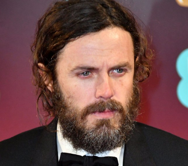 Mandatory Credit: Photo by Nils Jorgensen/REX/Shutterstock (8345155au) Casey Affleck EE BAFTA British Academy Film Awards, Arrivals, Royal Albert Hall, London, UK - 12 Feb 2017 Annual ceremony honouring the best in British and international film, at Royal Albert Hall, London