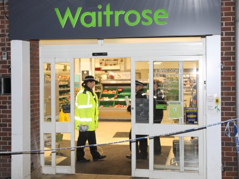 Boy, 16, stumbles into Waitrose after being stabbed in fight