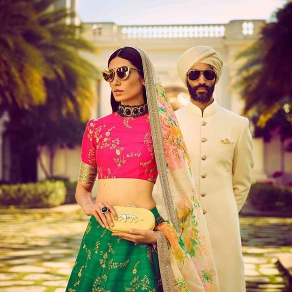 Sabyasachi's new destination wedding summer collection is eye wateringly beautiful