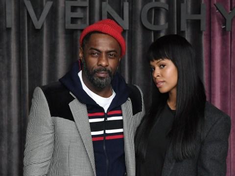 Idris Elba's fiancee denies she's against Bond role: 'Yeah right!'