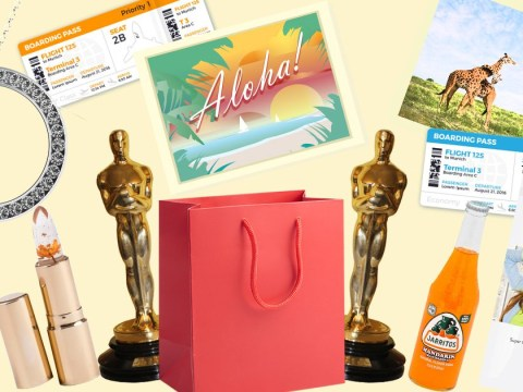 Oscar nominees will receive goodie bags including gifts worth more than $100,000