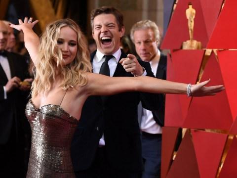 The best photos from Oscars 2018