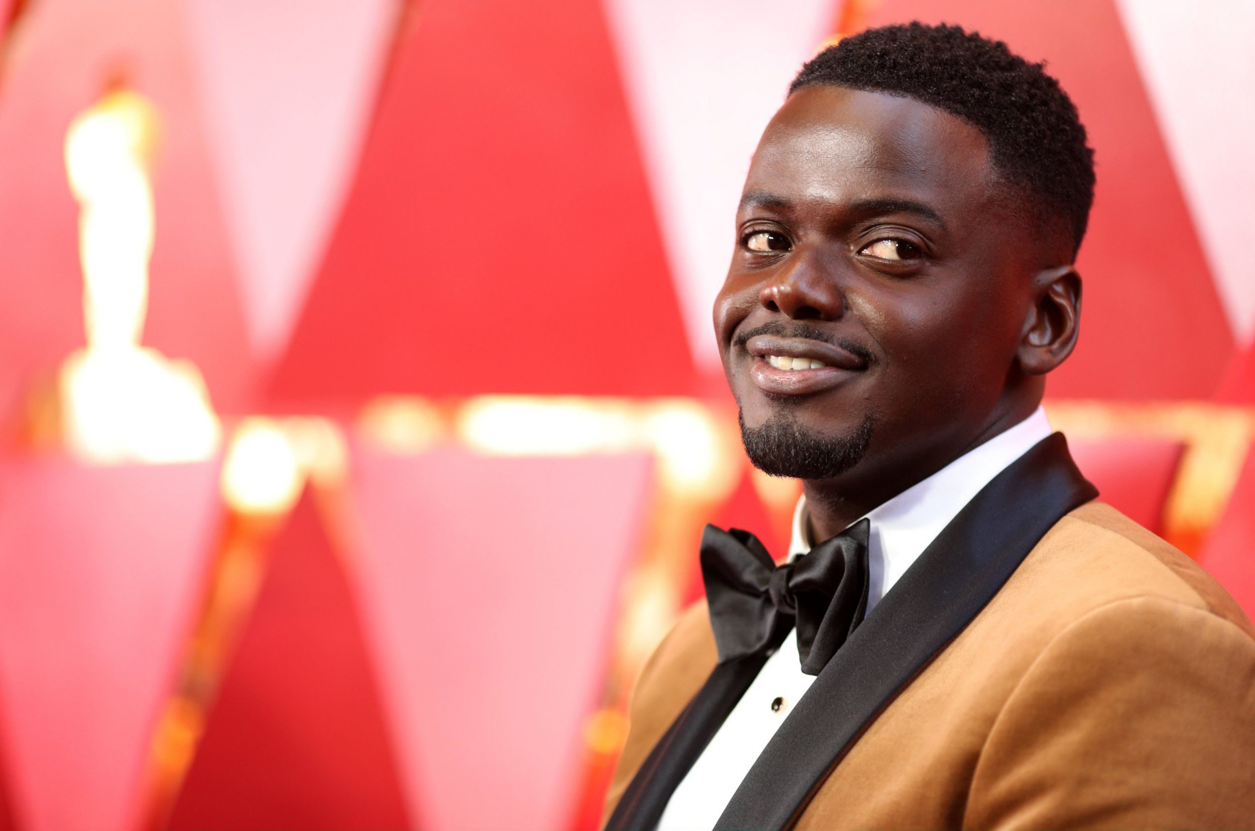 HOLLYWOOD, CA - MARCH 04: Daniel Kaluuya attends the 90th Annual Academy Awards at Hollywood & Highland Center on March 4, 2018 in Hollywood, California. (Photo by Christopher Polk/Getty Images)