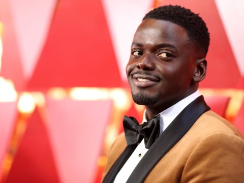 Daniel Kaluuya wears Fenty Beauty to the Oscars and proves Rihanna is queen