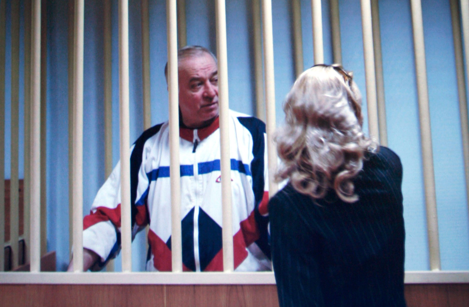 Russian spy Sergei Skripal and daughter were poisoned with nerve agent
