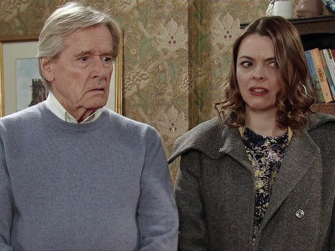 Coronation Street Ken Barlow star Bill Roache falls victim to a death hoax