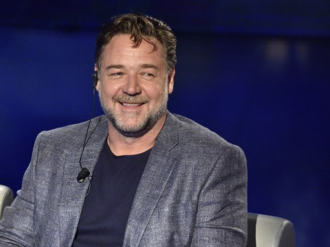 Russell Crowe to star in new horror movie produced by man behind The Vampire Diaries and Scream