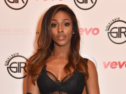 Alexandra Burke has the kindest message for women this International Women's Day