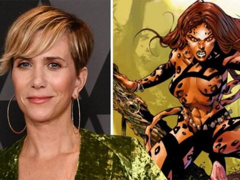 Wonder Woman 2 director Patty Jenkins confirms Kristen Wiig will play villain Cheetah but the Internet isn't quite sure
