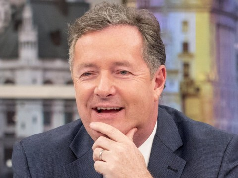 Where is Piers Morgan today and when will he be back on Good Morning Britain?