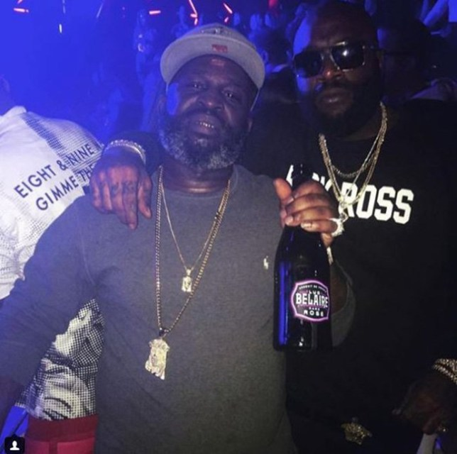 Rick Ross' Manager Passed Away At His Home Two Months