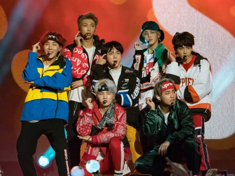BTS reveal tracklisting for Love Yourself: Tear