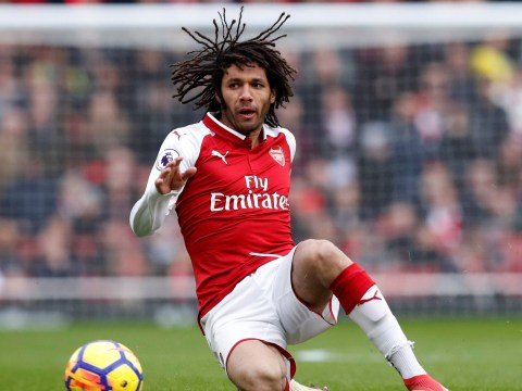 Mohamed Elneny signs contract extension at Arsenal