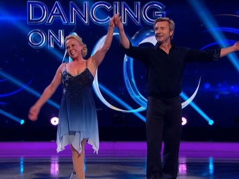 Dancing On Ice Viewers amazed at Jayne Torvill and Christopher Dean being so limber in their 60s
