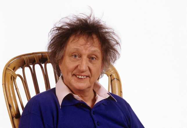 Editorial Use Only / No Merchandising Mandatory Credit: Photo by ITV/REX/Shutterstock (1103461ao) Ken Dodd 'An Audience with Ken Dodd' TV - 1994