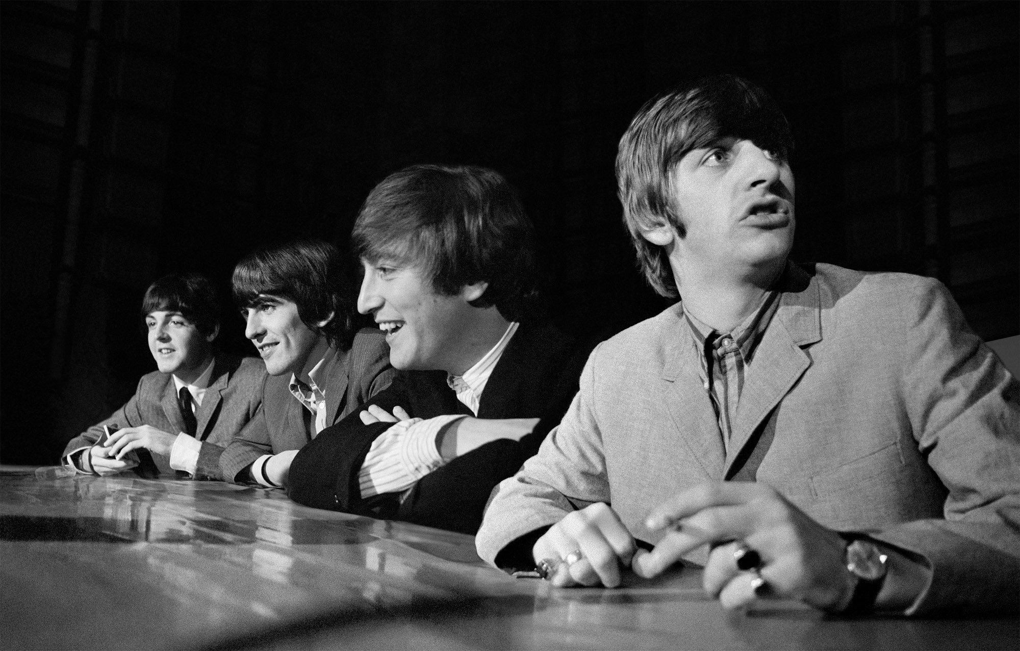Over 350 amazing unseen images of The Beatles to go up for auction