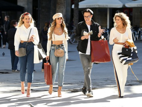 Towie cast have been busy filming in Barcelona ahead of new series