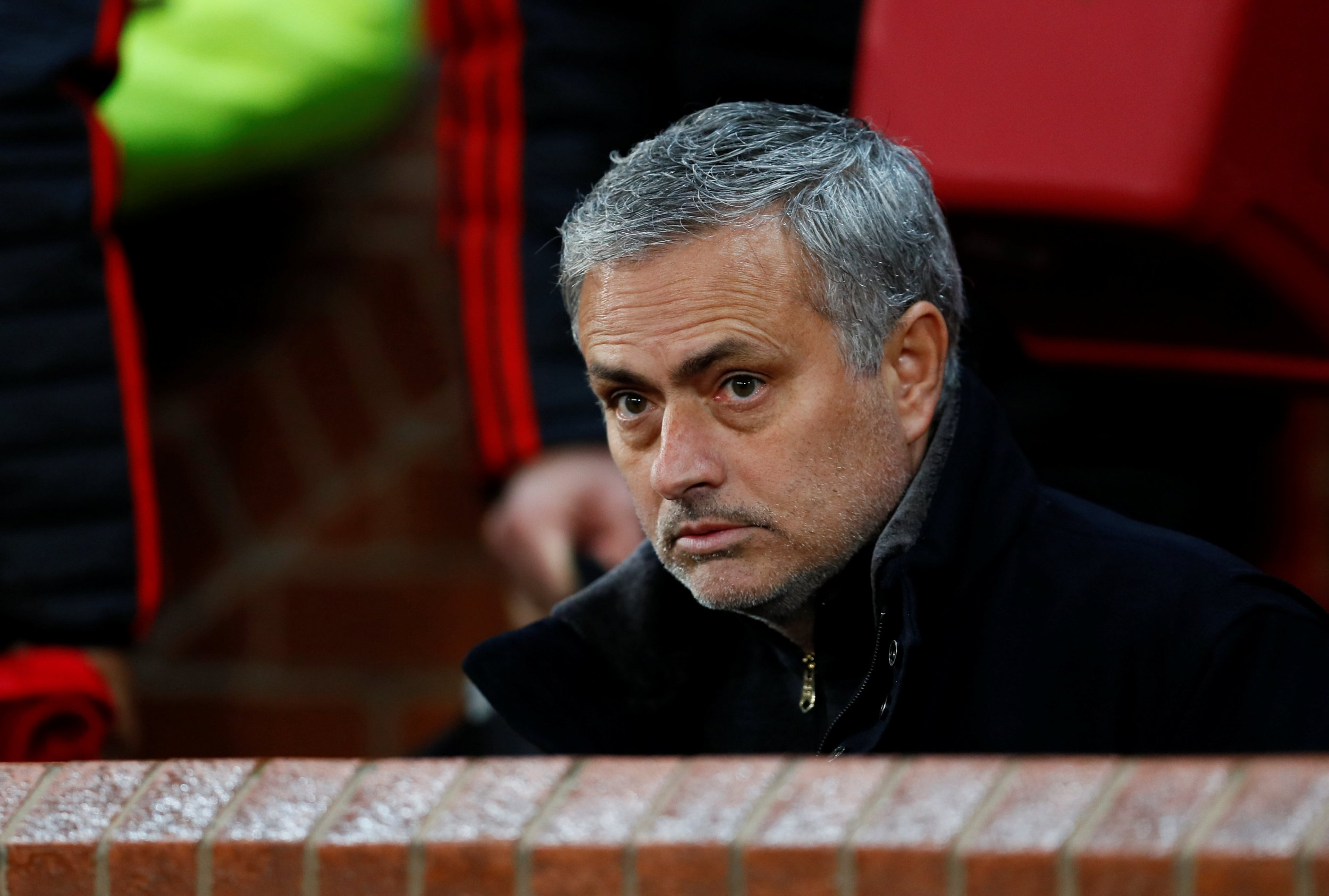 What Jose Mourinho told his Manchester United players who cried after losing to Sevilla