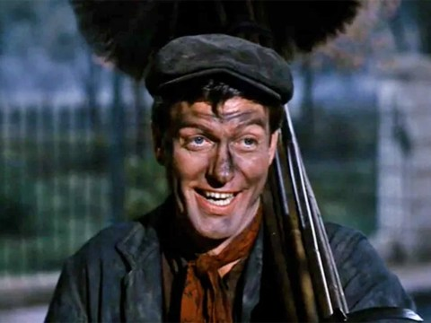 Dick Van Dyke paid $4,000 to Walt Disney to play banker in original Mary Poppins
