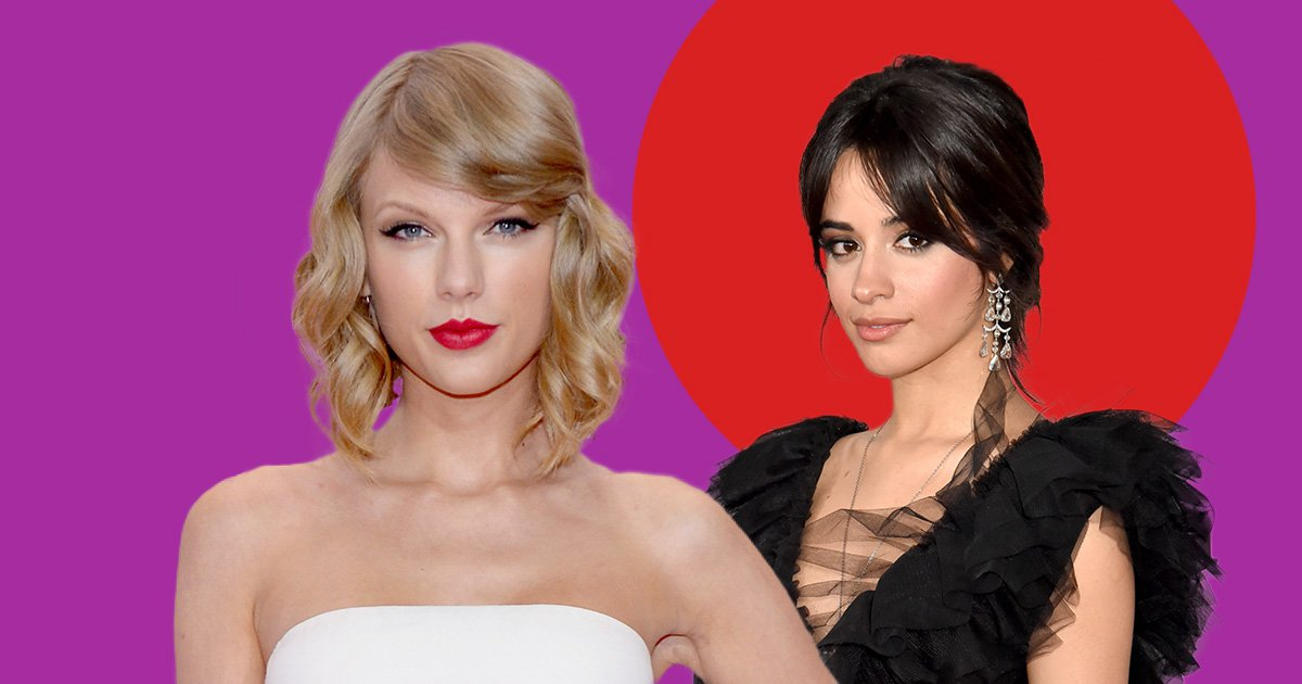 Taylor Swift wasn't the reason Camila Cabello quit Fifth Harmony