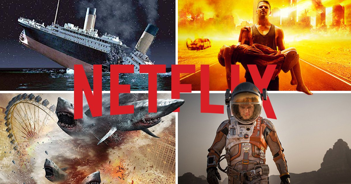 The 10 best disaster films on Netflix