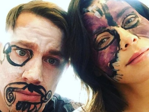 Channing Tatum and wife Jenna put fans' marriage worries to bed as they get cute makeover from daughter