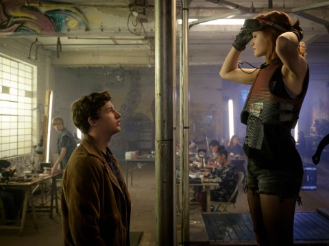 Ready Player One co-stars Tye Sheridan and Olivia Cooke did not discuss pay salary