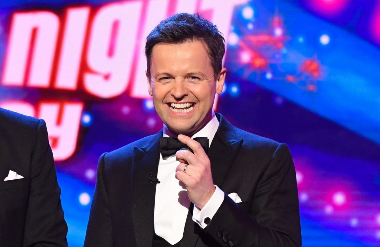 Fans stand by Declan Donnelly as he shares update from Saturday Night Takeaway studio