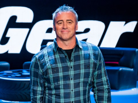 Matt LeBlanc quits Top Gear to spend more time with his family