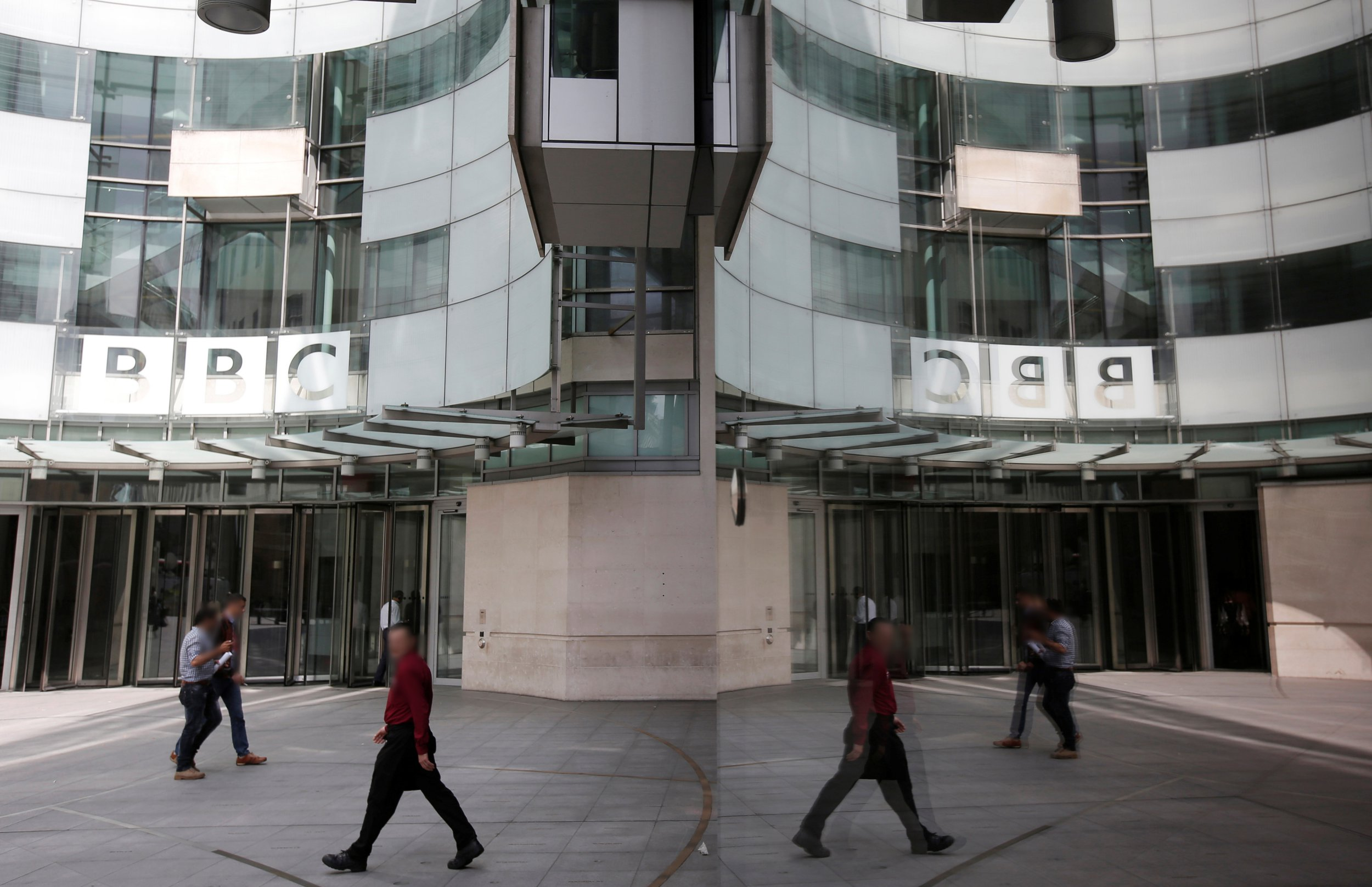 BBC presenter says she tried to kill herself over pay arrangements