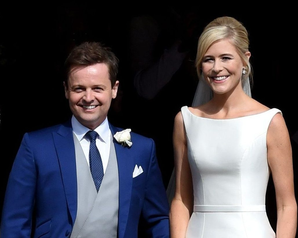 Declan Donnelly confirms he and wife Ali Astall are expecting first baby: 'We're delighted'