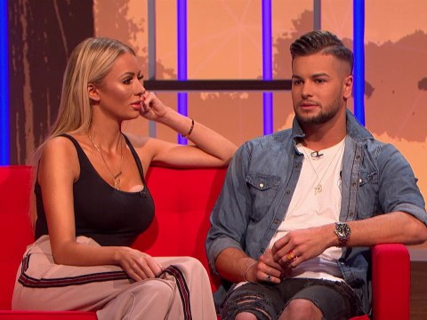 Chris Hughes has to choose between Olivia Attwood and Katie Price in Your Face Or Mine